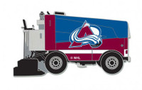Colorado Avalanche Zamboni Pin