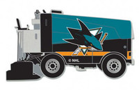 San Jose Sharks Zamboni Pin.