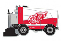 Detroit Red Wings Zamboni Pin.