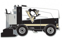 Pittsburgh Penguins Zamboni Pin.
