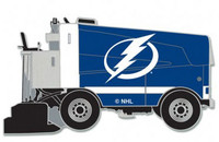 Tampa Bay Lightning Zamboni Pin.