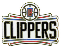 Los Angeles Clippers Logo Pin