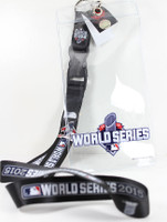 "2015 World Series Lanyard w/ Ticket Holder & ""I Was There"" Pin"