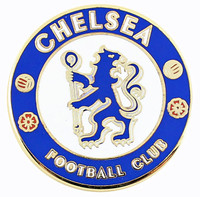 Chelsea Football Club Pin