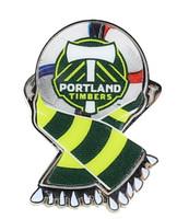 Portland Timbers MLS Scarf Pin