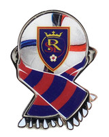 Salt Lake City Real MLS Scarf Pin