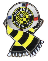 Columbus Crew MLS Scarf Pin
