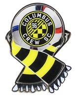 Columbus Crew MLS Scarf Pin