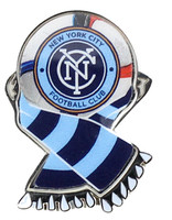 New York City FC MLS Scarf Pin