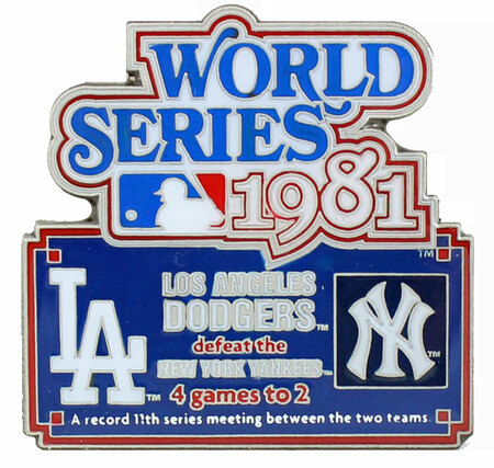 Los Angeles Dodgers Pins