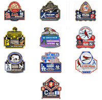World Series History Commemorative Pin Collection - Release #8