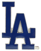 "Los Angeles Dodgers ""LA"" Logo Pin"