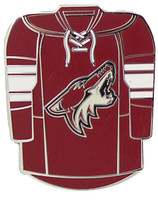 Arizona Coyotes Jersey Pin
