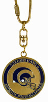 St. Louis Rams Commemorative Key Chain