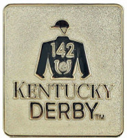 2016 Kentucky Derby 142 Pin