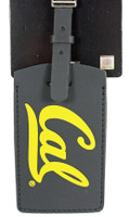 Cal Berkeley Leatherette Luggage Tag
