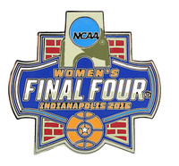 2016 Women's Final Four Logo Pin