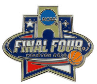 2016 Men's Final Four Logo Pin
