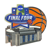 2016 Men's Final Four NRG Stadium Pin