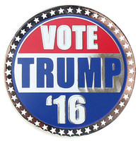 Vote Donald Trump Lapel Pin