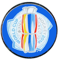 2016 World Cup of Hockey Logo Pin