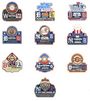 World Series History Commemorative Pin Collection - Release #11