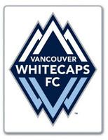Vancouver Whitecaps Logo Pin