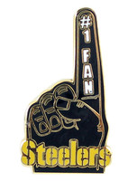 Pittsburgh Steelers #1 Fan Pin