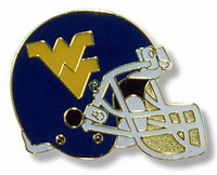 West Virginia Helmet Pin