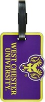 West Chester Golden Rams Luggage Tag