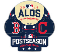 2016 ALCS Match Up Pin Red Sox vs. Indians