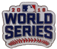 2016 World Series Logo Pin - Oversized
