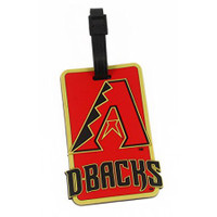 Arizona Diamondbacks Luggage Tag.