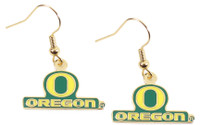 Oregon Earrings - Gold