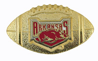 Arkansas Razorbacks Football Pin
