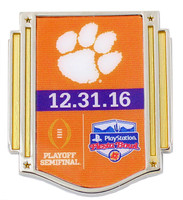 Clemson Tigers 2016 Fiesta Bowl Pin