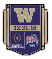 Washington Huskies 2016 Peach Bowl