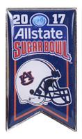 2017 Auburn Sugar Bowl Pin