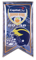 Michigan 2016 Orange Bowl Pin