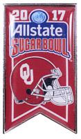 Oklahoma 2017 Sugar Bowl Pin