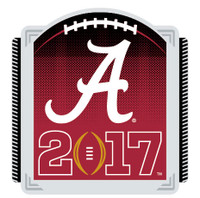 Alabama Crimson Tide 2017 National Championship Pin