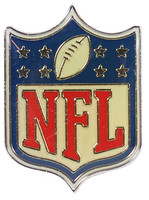 National Football League Logo Pin - NFL Logo Pin