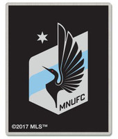 Minnesota United Football Club  Logo Pin