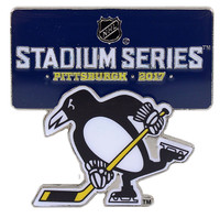 Pittsburgh Penguins 2017 NHL Stadium Series Pin