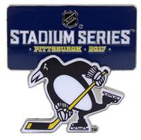 Pittsburgh Penguins 2017 NHL Stadium Series Pin
