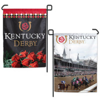 Kentucky Derby 2-Sided Garden Flag