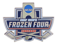 2017 Men's Frozen Four Logo Pin