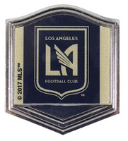 Los Angeles Football Club Logo Pin
