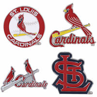 St. Louis Cardinals Cooperstown Collection Pin Set