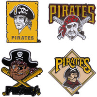 Pittsburgh Pirates Cooperstown Collection Pin Set